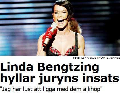 Bengtzing i Aftonbladet